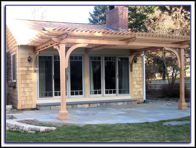 Pergola Designs For Small Patios