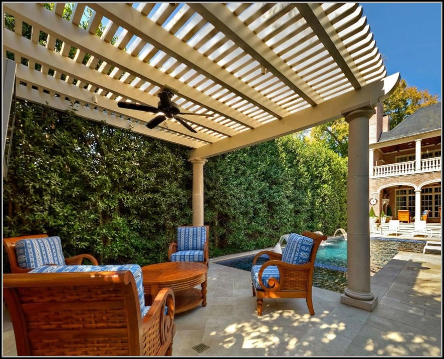 Pergola Patio Cover Ideas