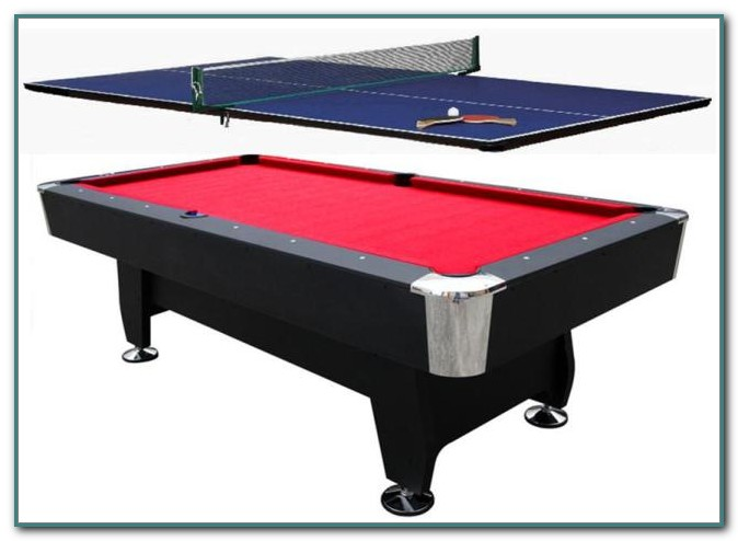 Ping Pong Table For 9 Pool Table