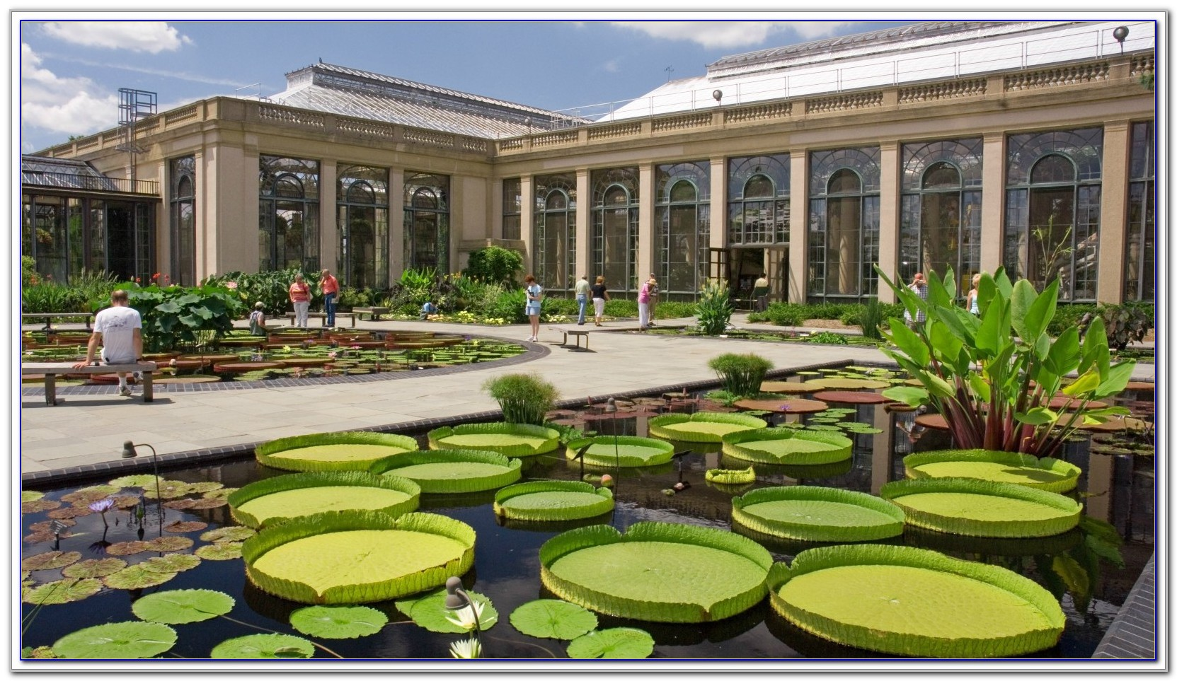 Places To Eat Near Longwood Gardens