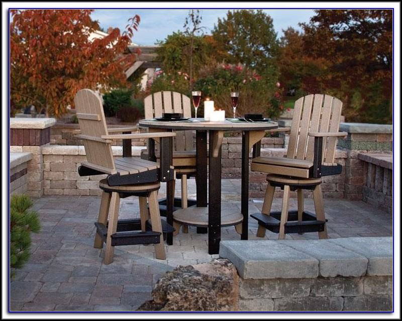 Poly Patio Furniture Innisfail