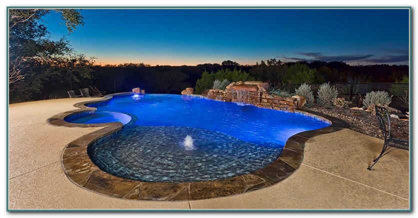 Pool Builders San Antonio Tx