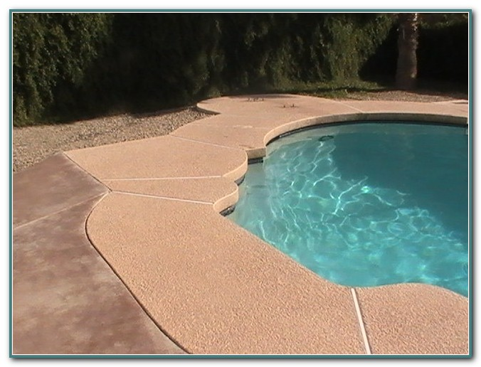 Pool Deck Paint Home Depot