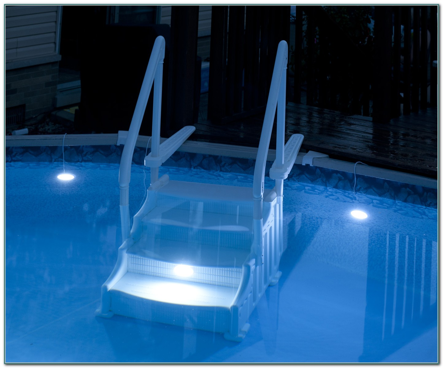 Pool Lights For Above Ground Pool