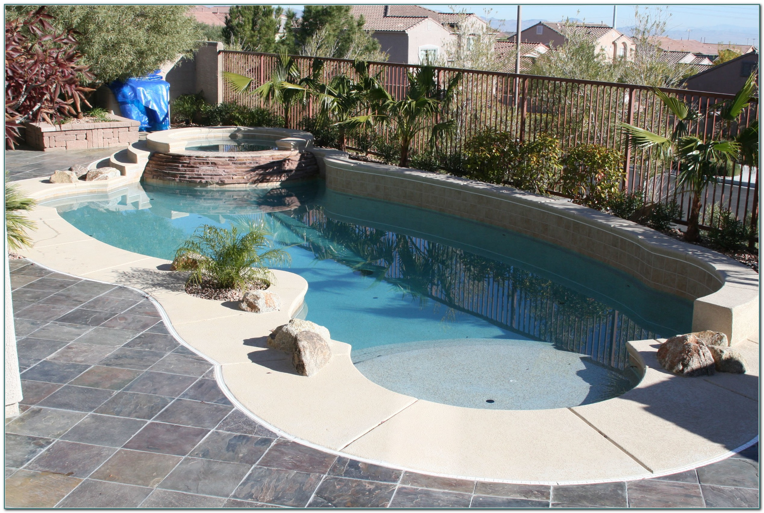 Pool Plans For Small Yards