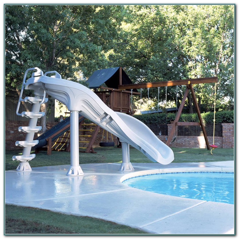 Pool Slides For Inground Pools