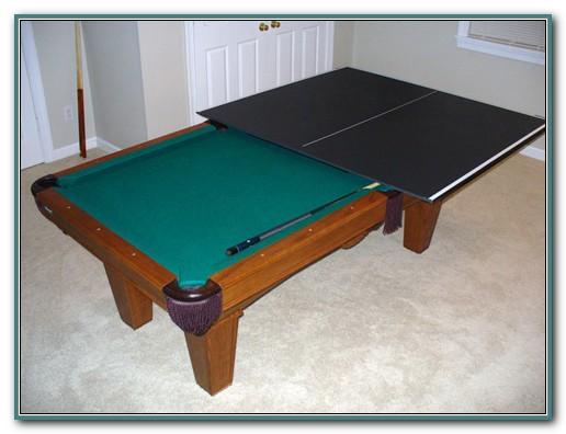 Pool Table Ping Pong Table Top