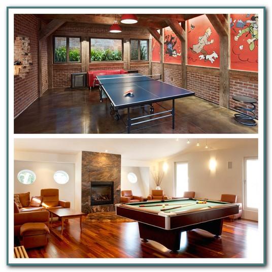 Pool Table Vs Ping Pong Table