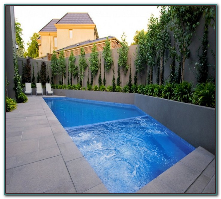 Pools For Small Backyards Sydney