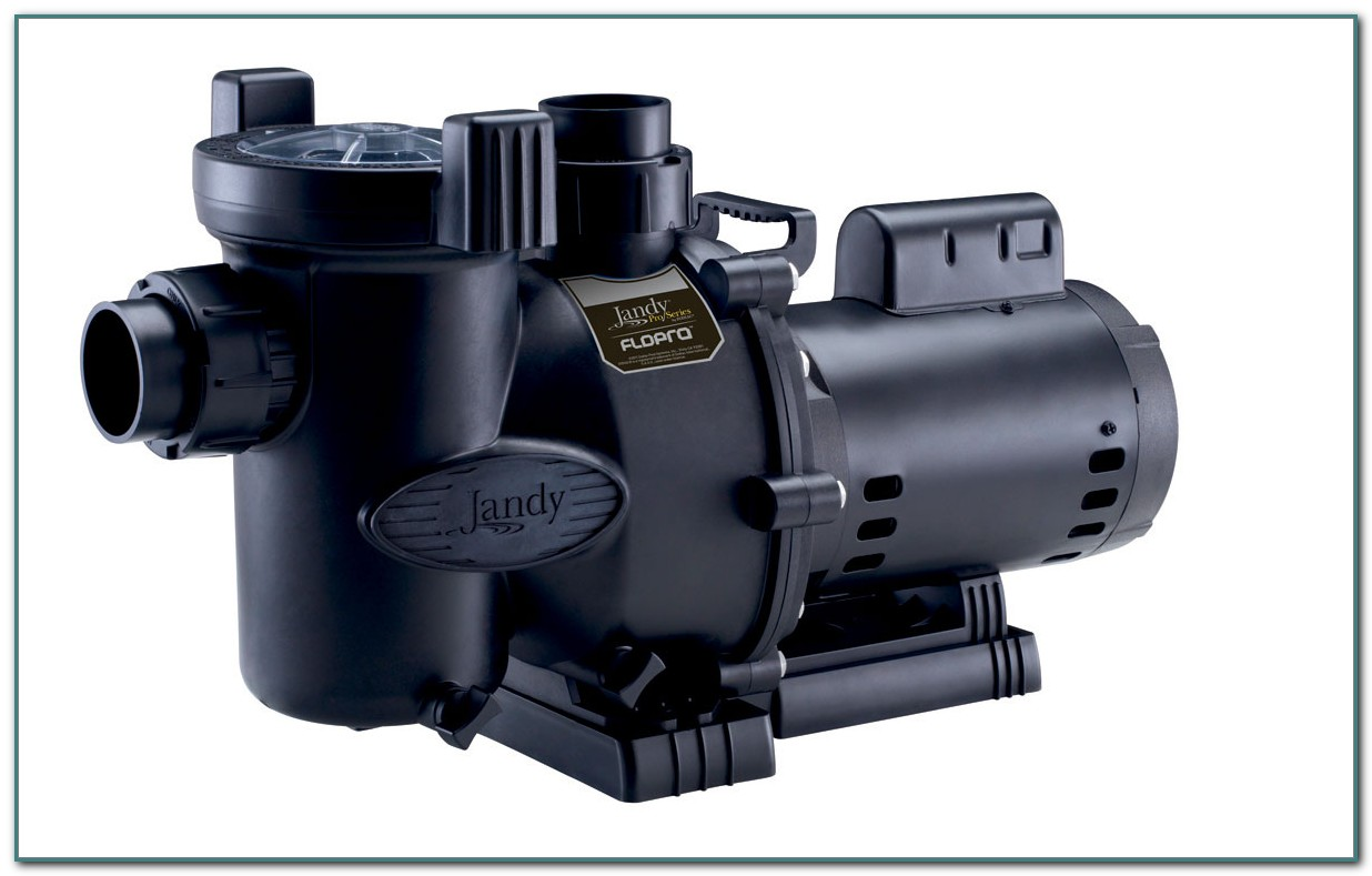 Pro Series Pool Pump