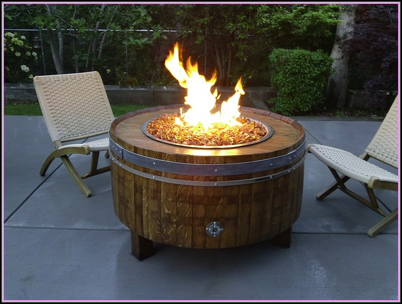 Propane Outdoor Fire Pit