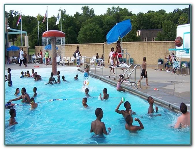 Public Swimming Pools Kansas City