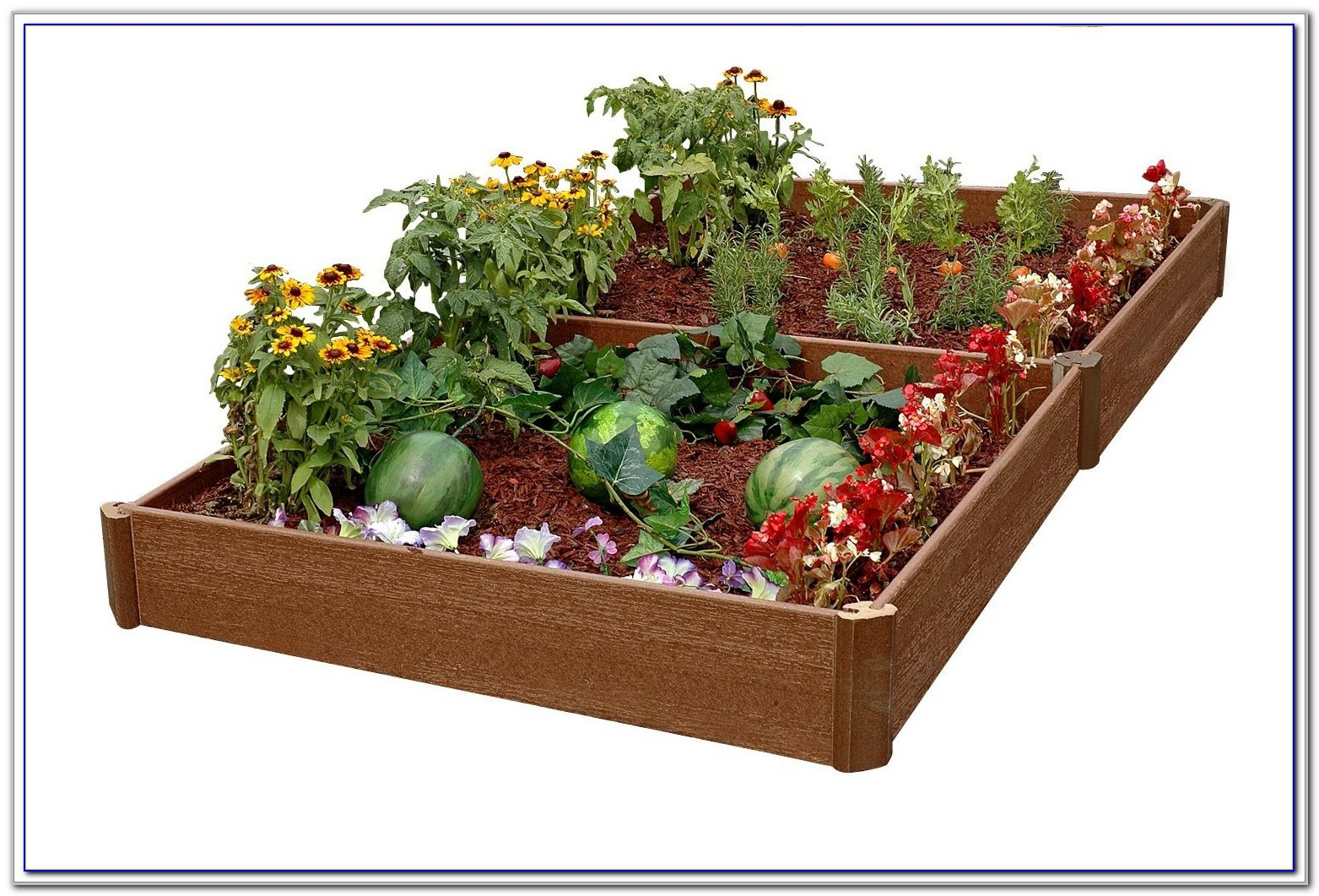 Raised Bed Garden Kit Menards
