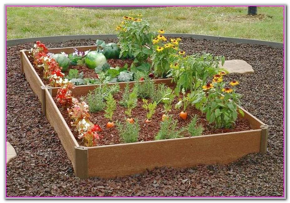 Raised Bed Garden Kit Walmart
