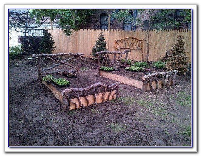 Raised Garden Beds Plans Bricks
