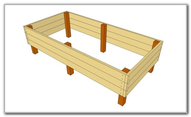 Raised Garden Beds Plans Free