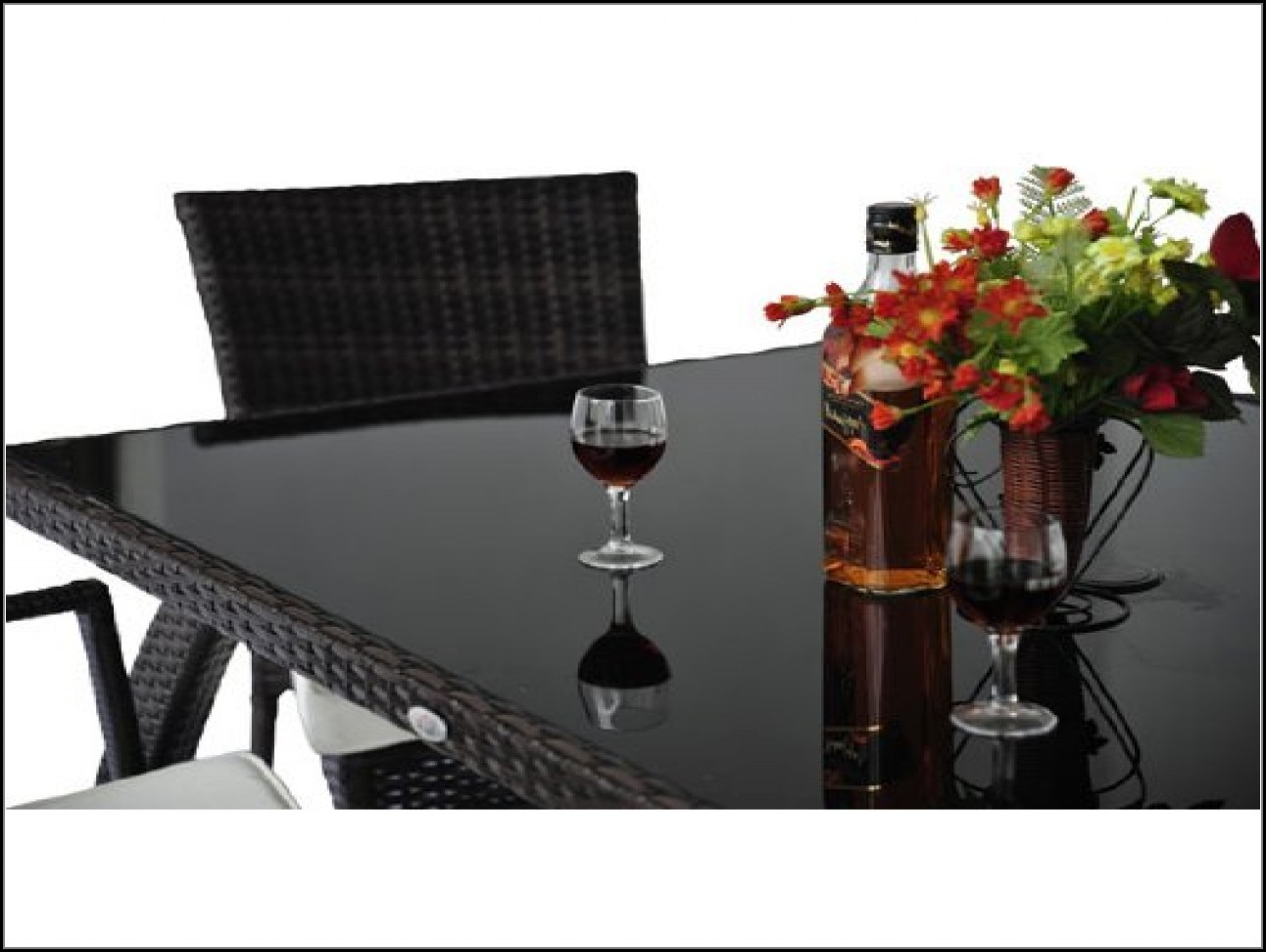 Rectangle Patio Table Sets