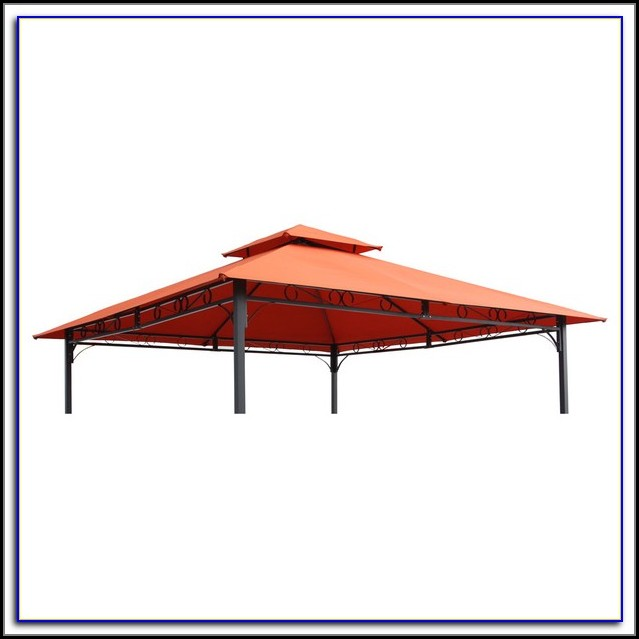 Rectangle Patio Umbrella Replacement Canopy