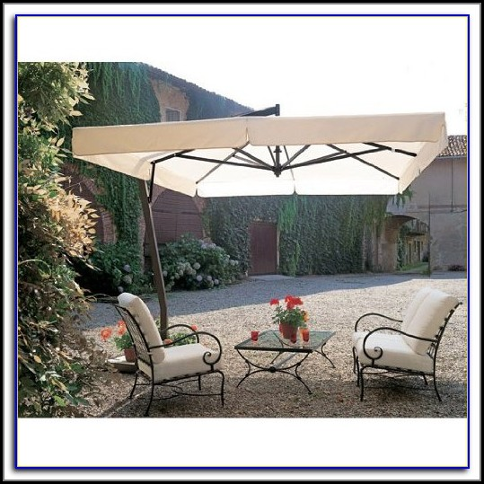 Rectangular Patio Umbrellas Canada