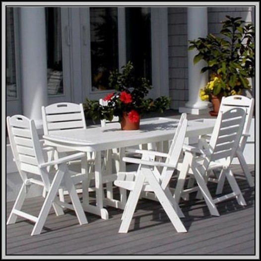 Recycled Plastic Patio Furniture Cape Town