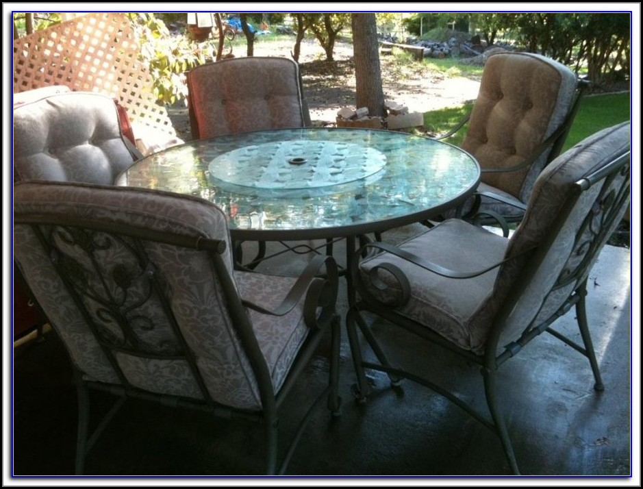 Replacement Glass For Patio Table Martha Stewart