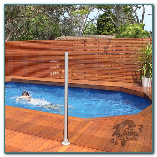 Resin Above Ground Pool Installation