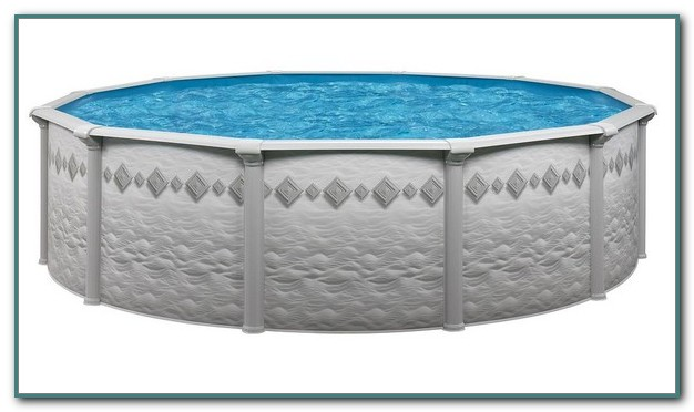 Resin Above Ground Pool Packages