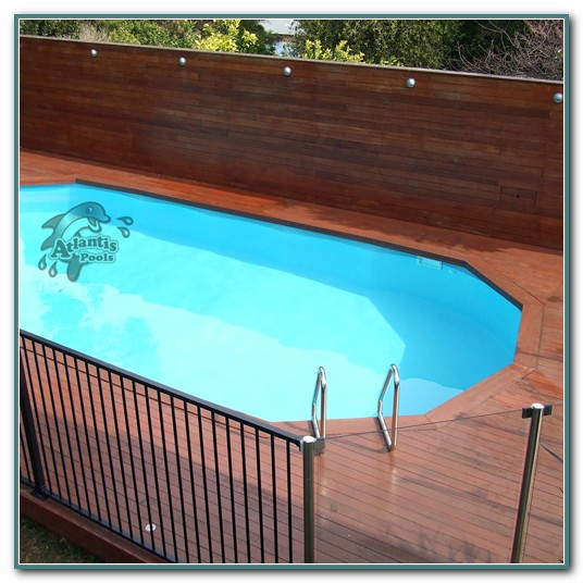 Resin Above Ground Pools Saltwater