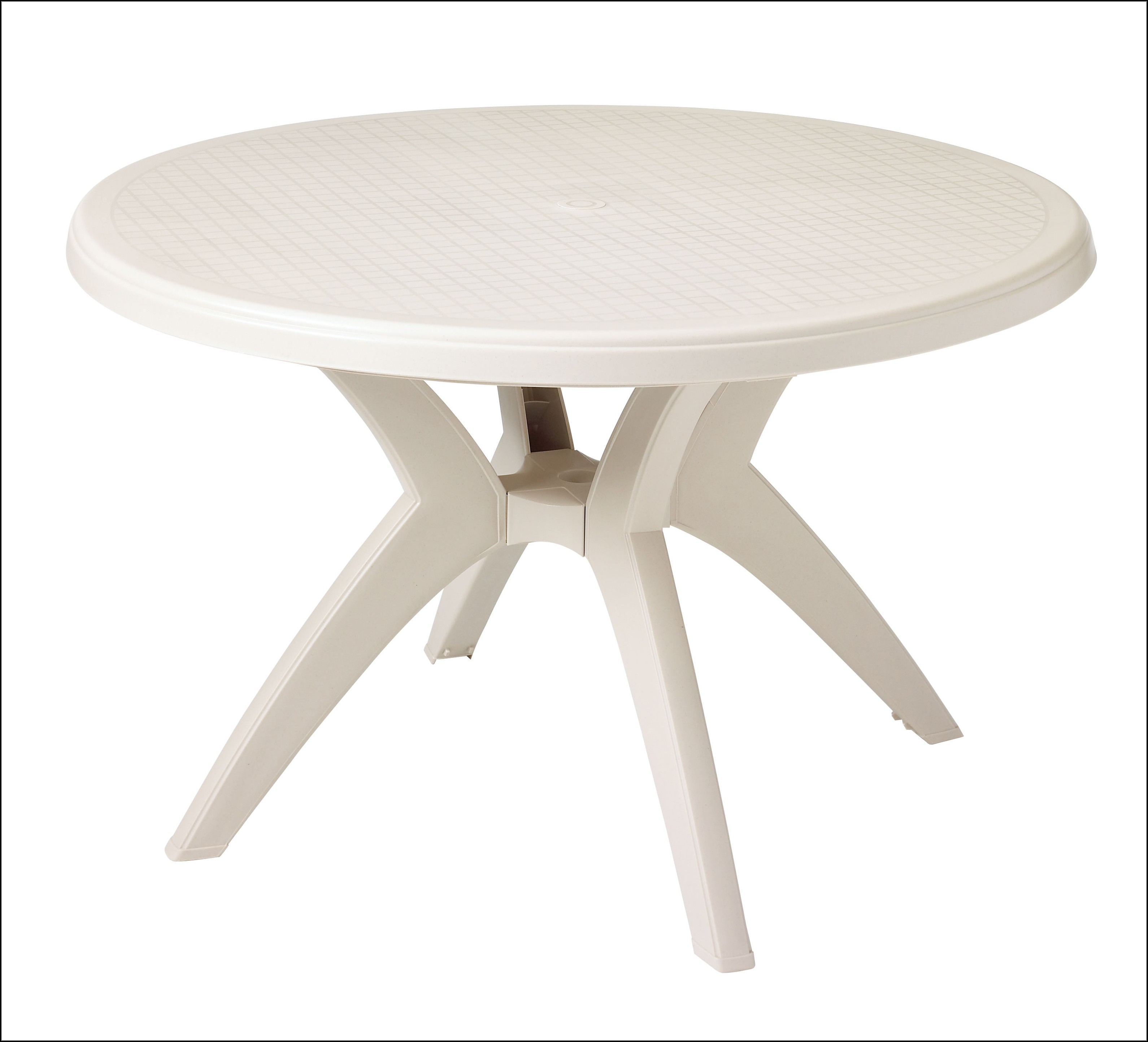 Resin Patio Table Round