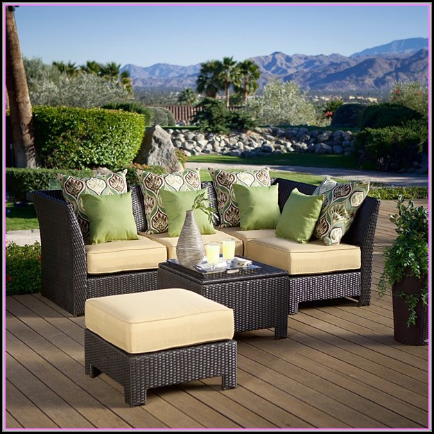 Resin Wicker Patio Furniture Canada