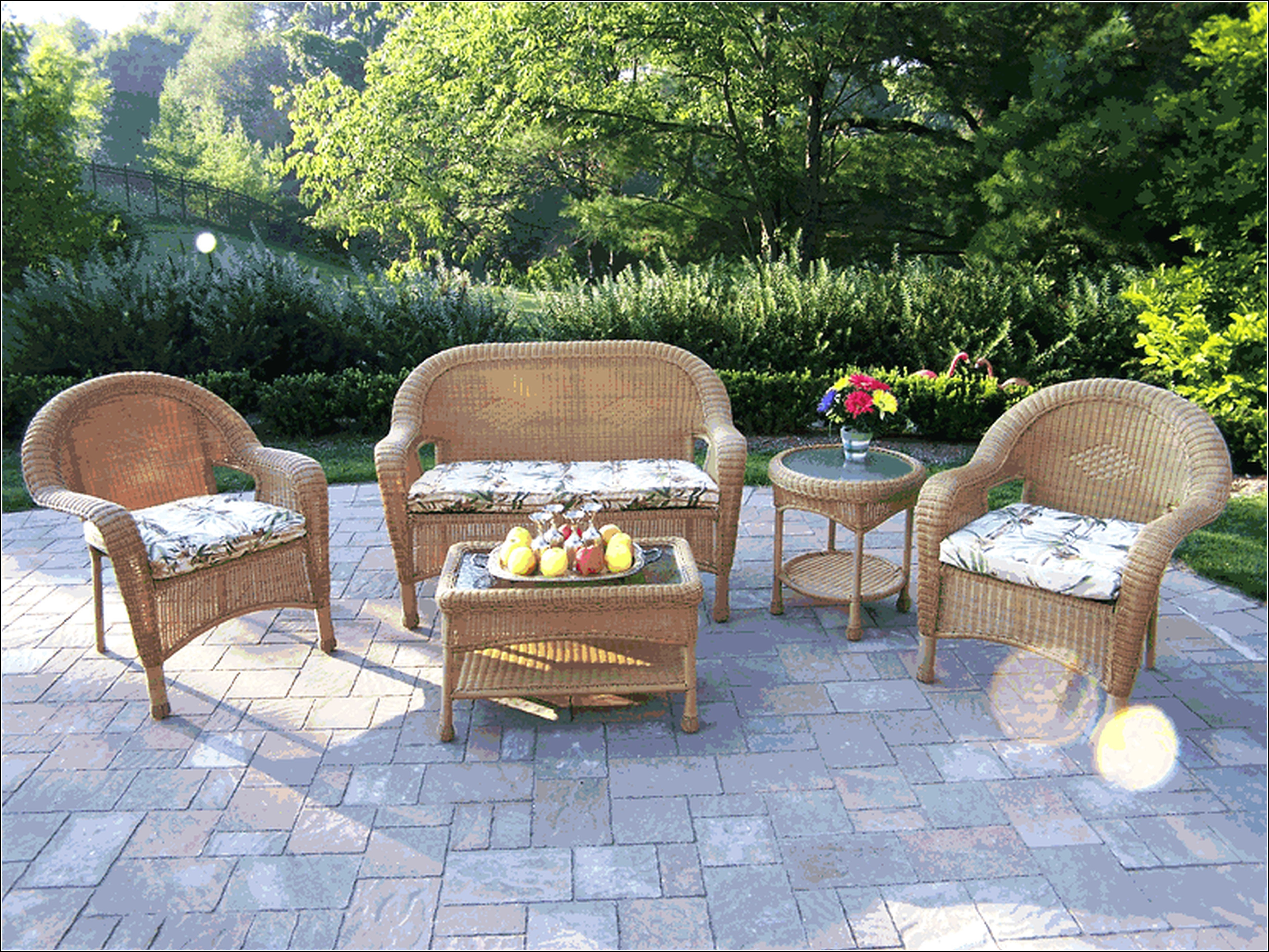 Resin Wicker Patio Furniture Cheap