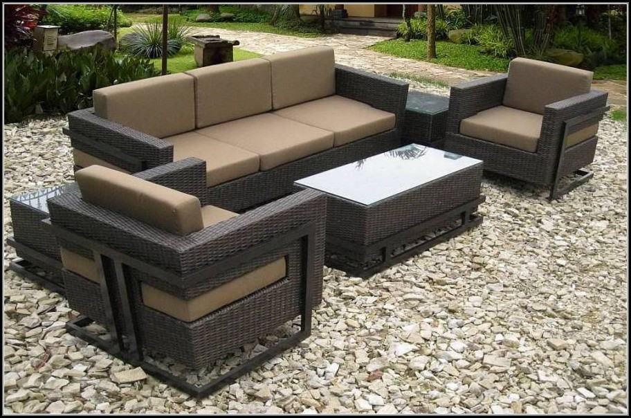 Resin Wicker Patio Furniture Durability