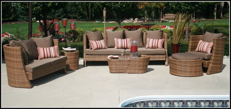Resin Wicker Patio Furniture Ontario