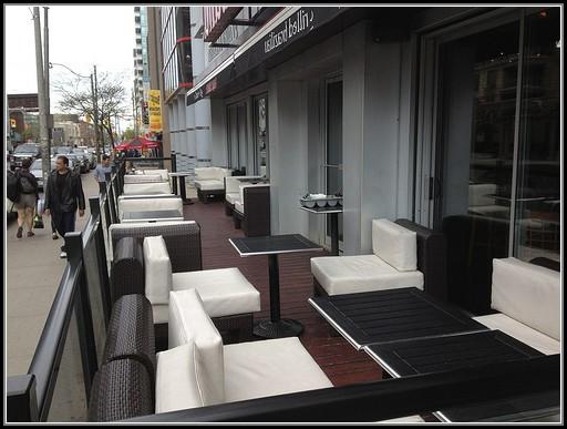 Restaurant Patio Furniture Toronto