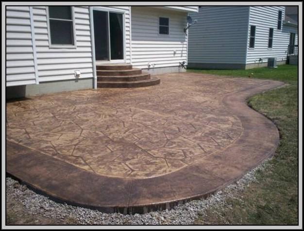 Resurfacing Concrete Patio Decks
