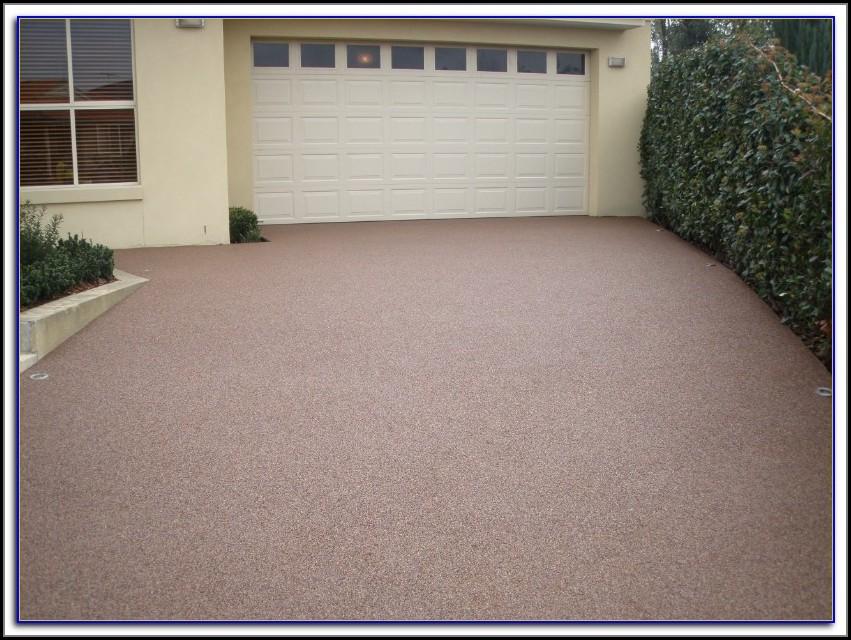 Resurfacing Concrete Patio Video