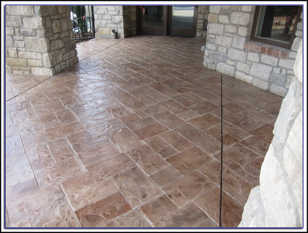 Resurfacing Concrete Patios Ideas