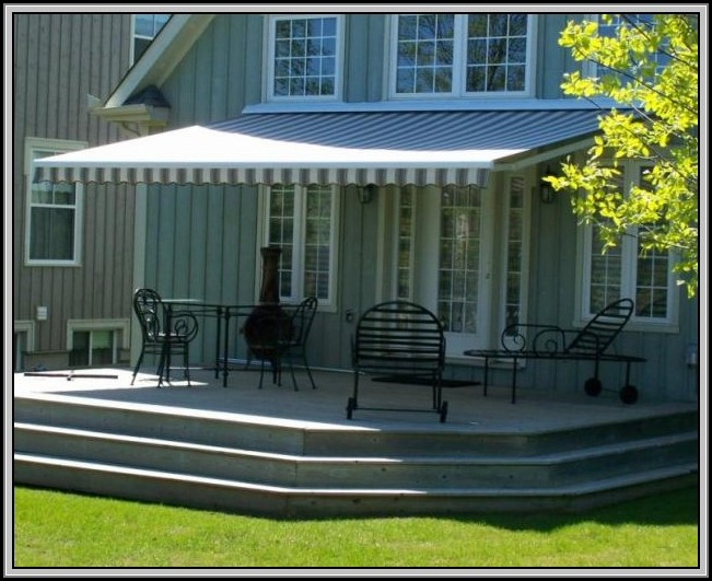 Retractable Patio Awning Amazon