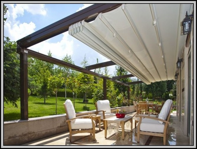 Retractable Patio Awning Diy