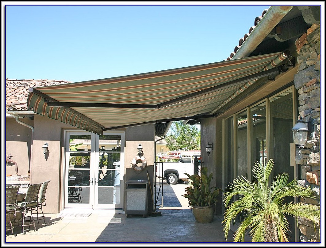 Retractable Patio Awnings Do Yourself