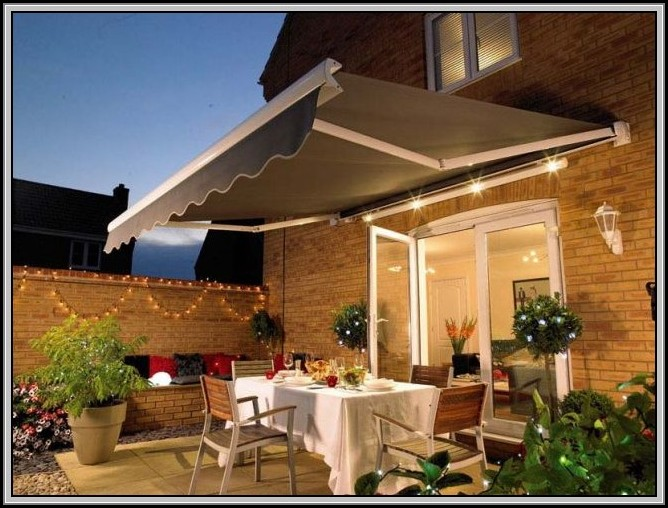 Retractable Patio Awnings Home Depot