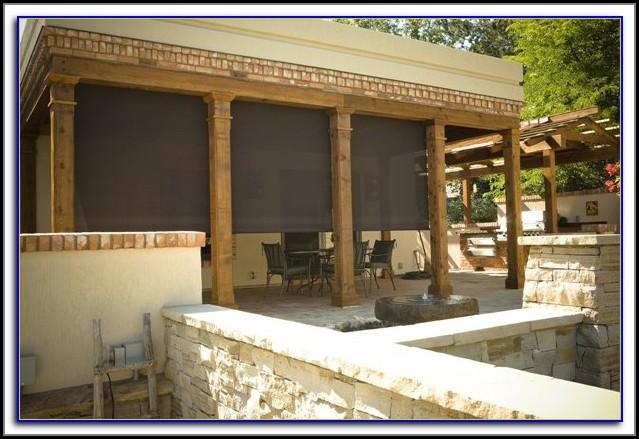 Retractable Sun Screens For Patios