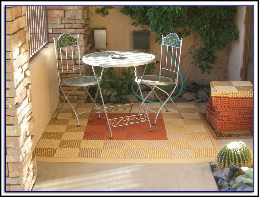 Rubber Patio Tiles For Outside