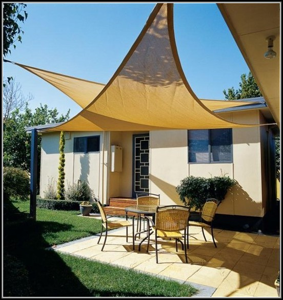 Sail Canopy For Patio