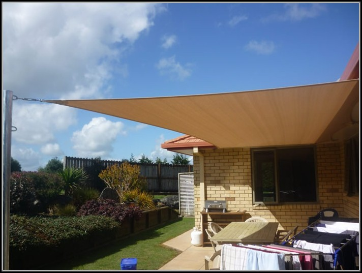 Sail Cloth Patio Covers