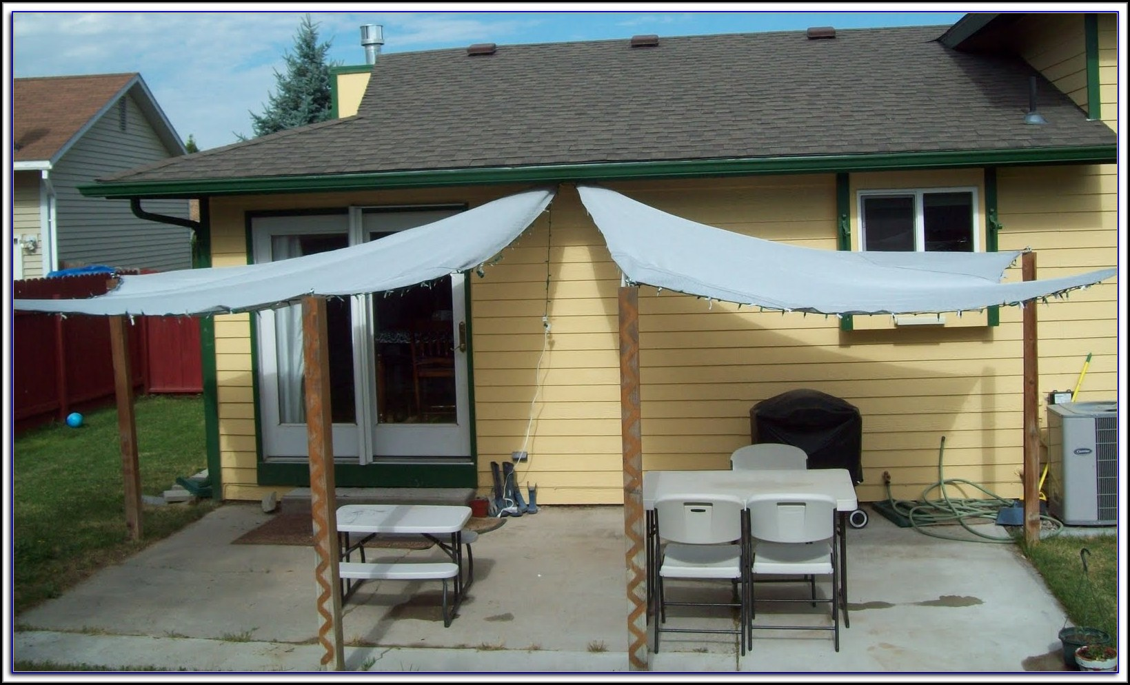Sail Patio Covers Houston