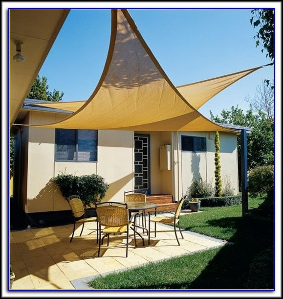 Sail Shades For Patio Uk