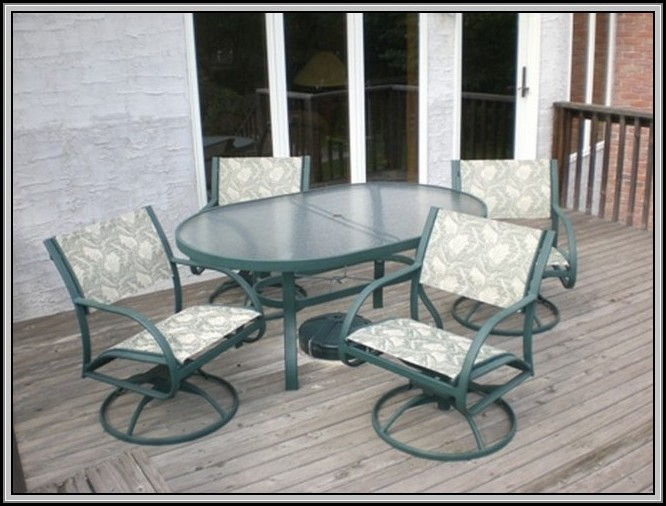 Samsonite Patio Furniture Sets