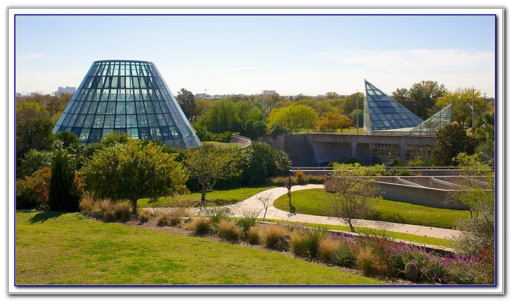 San Antonio Botanical Gardens Events