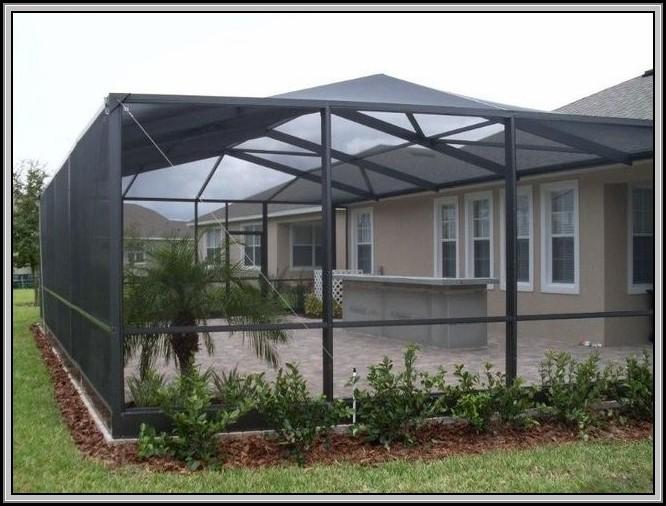 Screened Patio Ideas Florida